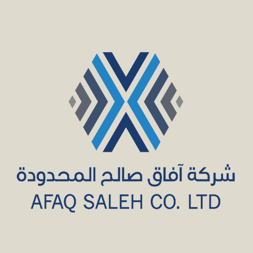 Afaq Saleh Logo